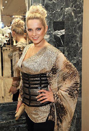 Liszowska na Telekamerach 2008 (FOTO)