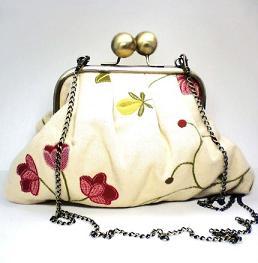 Ręcznie robione torebki w stylu retro