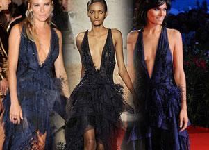 Sienna Miller i Valeria Solarino w identycznej sukience