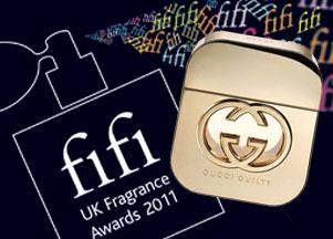 Lista zwycięzców 2011 Fifi Awards