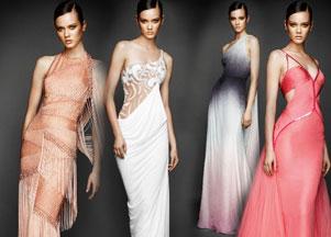 Atelier Versace - jesień 2010
