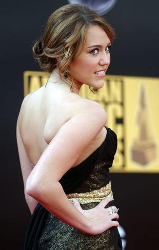 Miley Cyrus razy trzy
