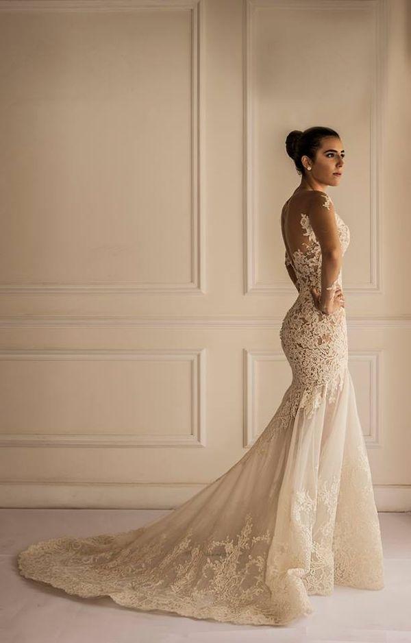 Zaawansowane Bajeczne suknie ślubne Yasmine Yeya Couture - zdjęcie 29 - Zeberka.pl VT75