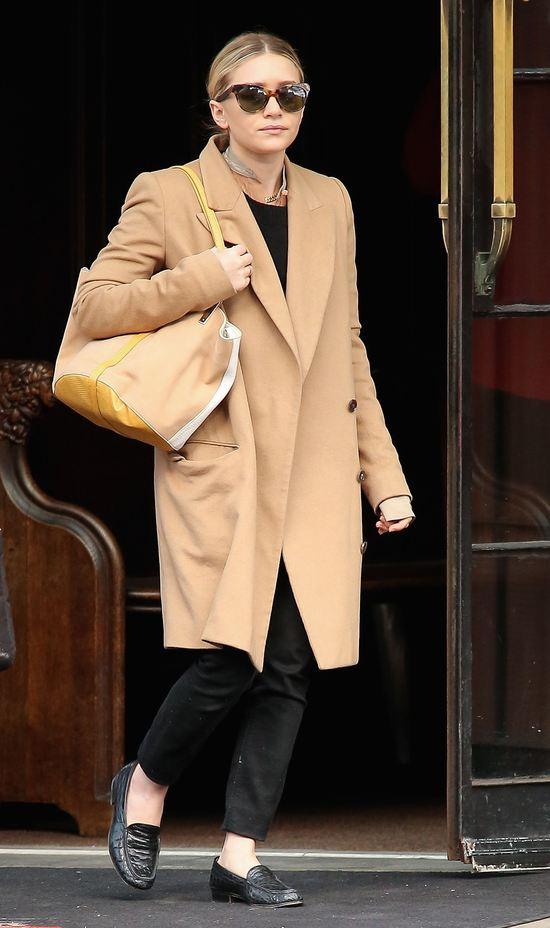 Stylizacje Mary-Kate i Ashley Olsen