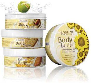 Masła do ciała Eveline