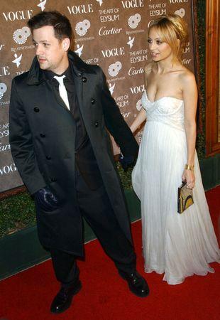 Nicole Richie i jej biust