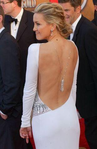 Kate Hudson ponownie stawia na biel