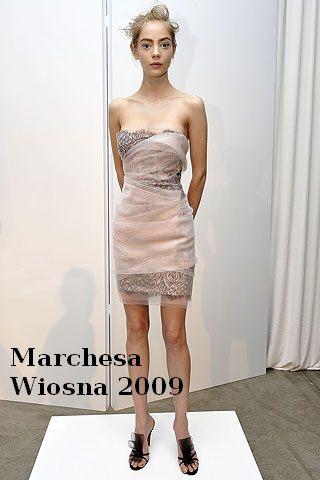 Thandie Newton w sukience Marchesa
