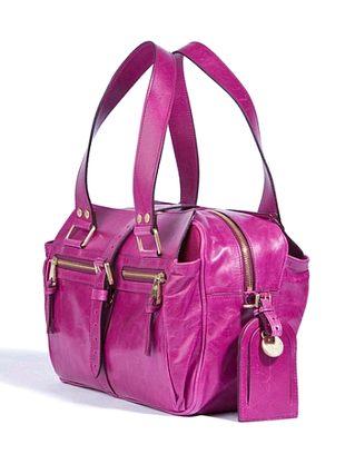 Różowa torebka Mulberry