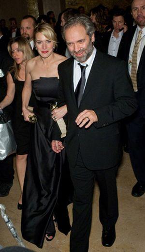 Kate Winslet - królowa Złotych Globów