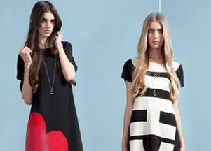 Lookbook kolekcji Moschino Cheap&Chic Pre-Fall 2011 (FOTO)