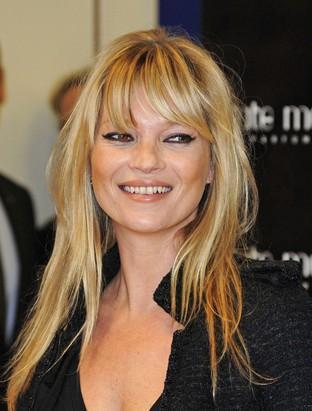 Kate Moss została twarzą linii kosmetycznej Dior