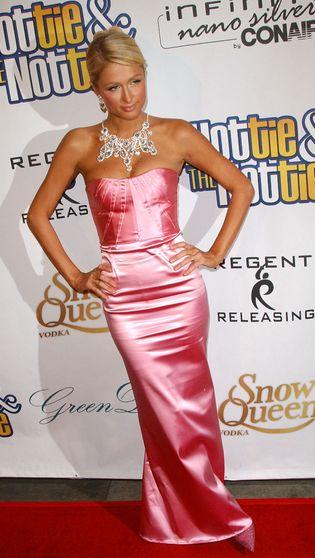 Wielki kok Paris Hilton (FOTO)