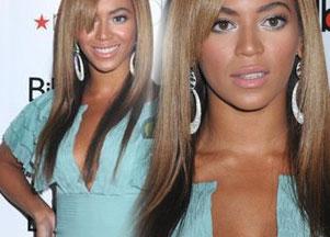 Błękitna Beyonce