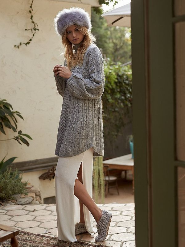 A very hippie holiday, czyli nowy lookbook od Free People