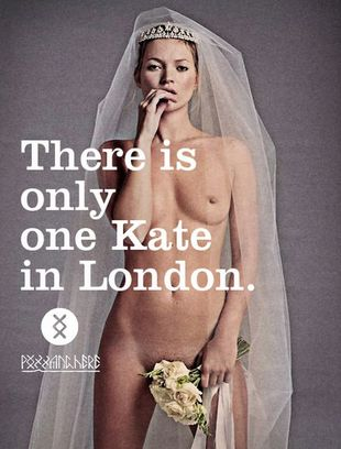 Kate Moss kontra Kate Middleton!