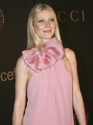 Wielka kokarda Gwyneth Paltrow (FOTO)