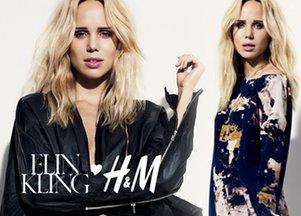H&M zatrudnił do współpracy bloggerkę (FOTO)