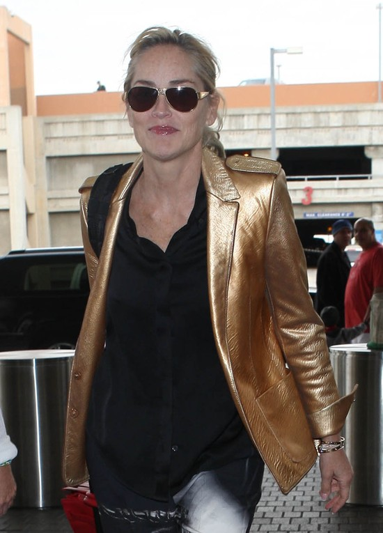 Sharon Stone – seksowna 56-latka