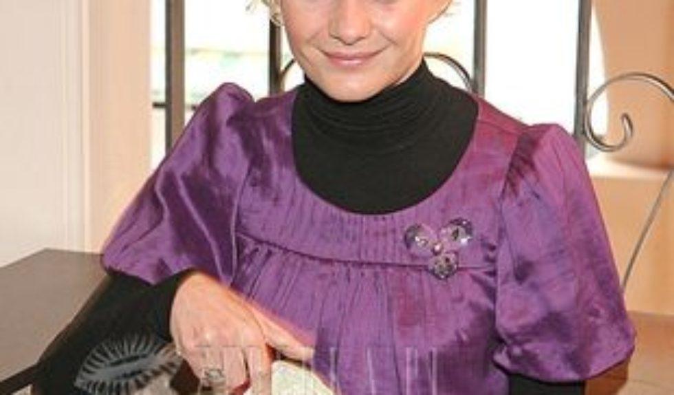 Fryzura Małgorzaty Kożuchowskiej Foto Zeberka