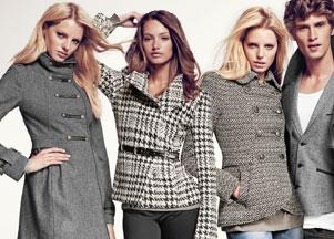 Płaszcze i kurtki z H&M - jesień 2010
