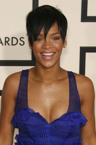 Rihanna coraz odważniej