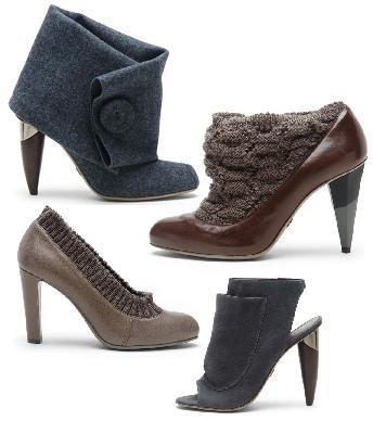 Buty Omelle na chłodne dni