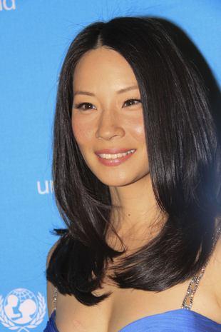 Błękitna Lucy Liu