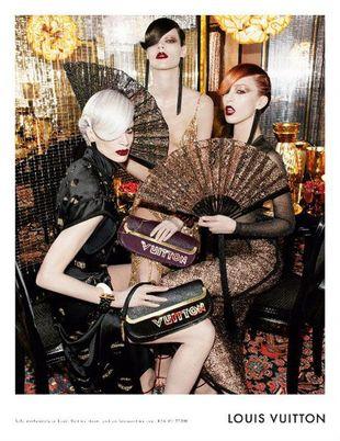 Wiosenna kampania Louis Vuitton (FOTO)