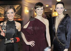Sukienki na Gali Mistrzów Sportu 2010