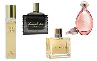 Najlepsze perfumy gwiazd ubiegłego dziesięciolecia