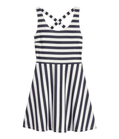 Dziewczęce sukienki na lato od H&M - przegląd (FOTO)