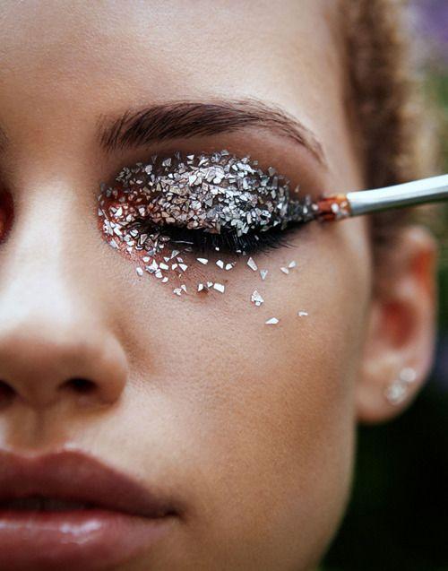 Karnawałowy makijaż - inspiracje z Pinteresta
