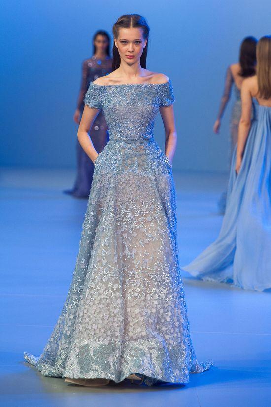 Elie Saab Haute Couture – kolekcja na jesień/zimę 2014