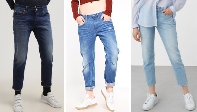 Modne jeansy boyfriendy na jesień 2016 – W jakich stylizacjach wypadną najlepiej