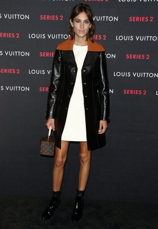 Wyjątkowe stylizacje gwiazd na wystawie Louis Vuitton