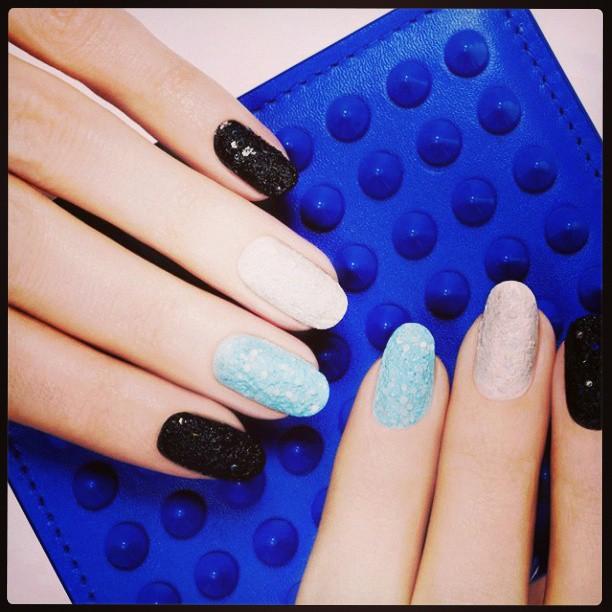 Zima 2013/2014 - propozycje manicure od NailsInc