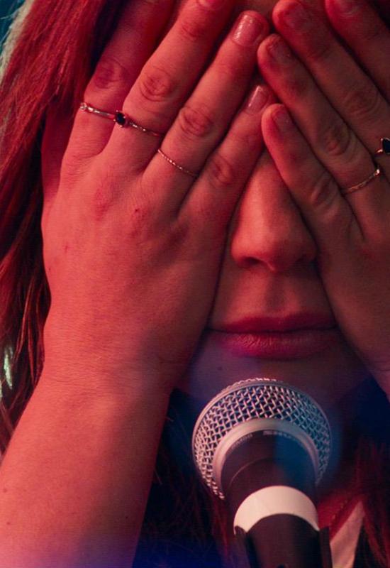 Lady Gaga przyznaje, że Bradley Cooper zabronił jej malować się na planie filmu