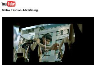 Gwiazdy w reklamach odzieży i dodatków