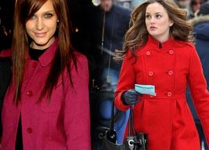 Na topie: kolorowe płaszcze