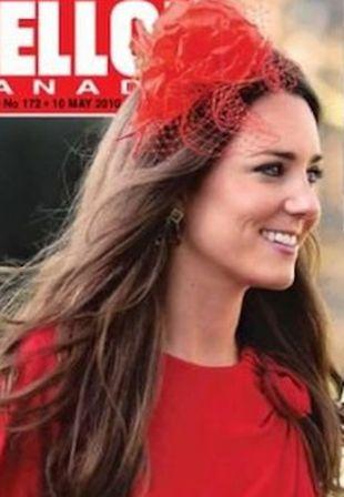 Kate Middleton na liście najgorętszych kobiet magazynu Maxim