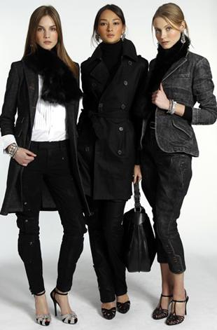 Nowa linia odzieży dżinsowej od Ralpha Laurena