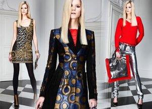 Versace Pre-Fall 2011 (FOTO)