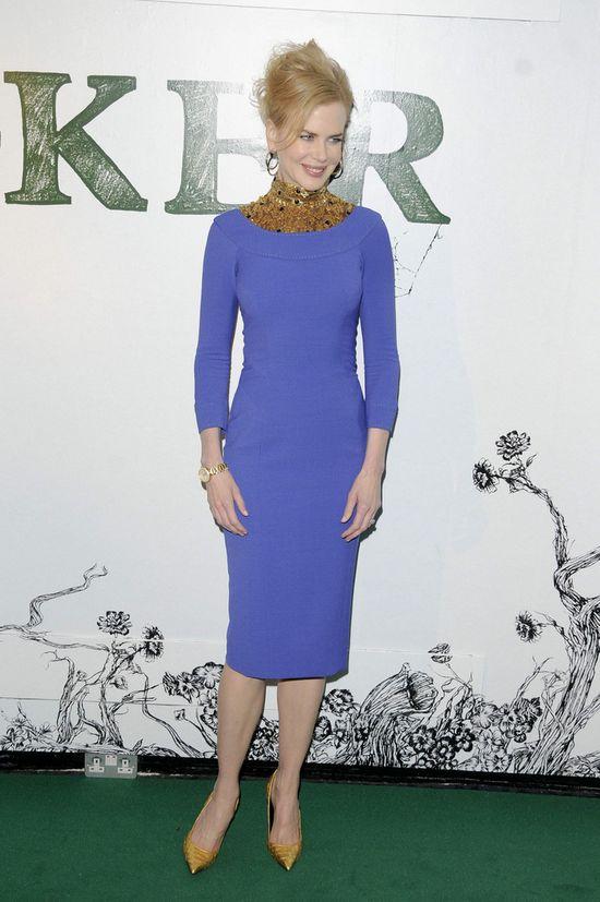 Kreacje Nicole Kidman