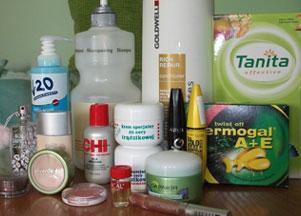 Wasze kosmetyczki: Ania, 18 lat