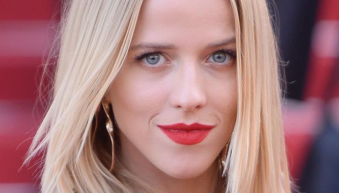 Jessica Mercedes w Cannes - nie ustępuje niczym największym gwiazdom!