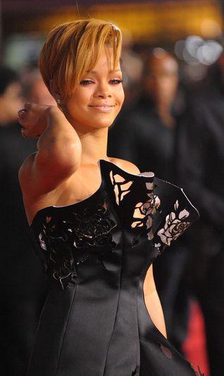 Sylwestrowa Rihanna