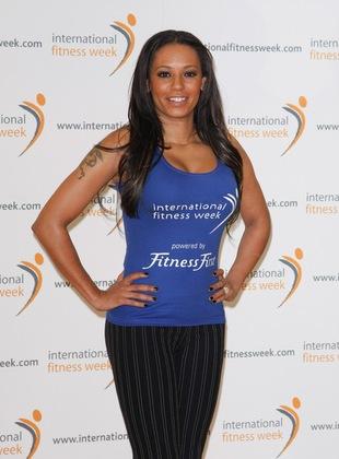 Czy Mel B przekona Cię do fitnessu?