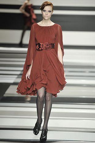 Jesienne sukienki