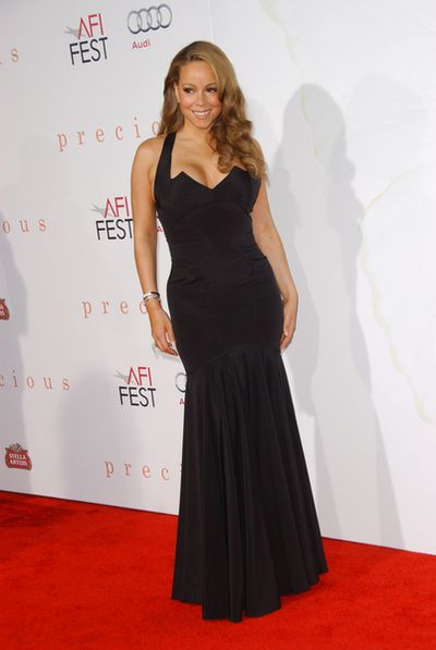 Stylizacje Mariah Carey